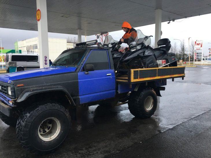 camioneta