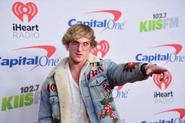 Logan Paul, youtuber