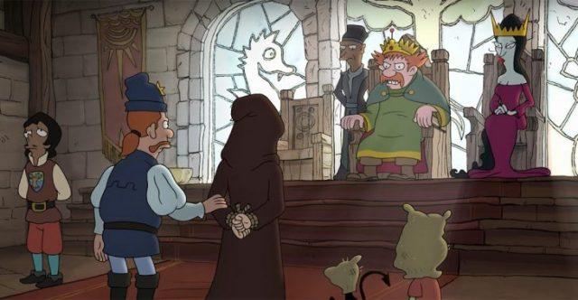 rey hace juicio