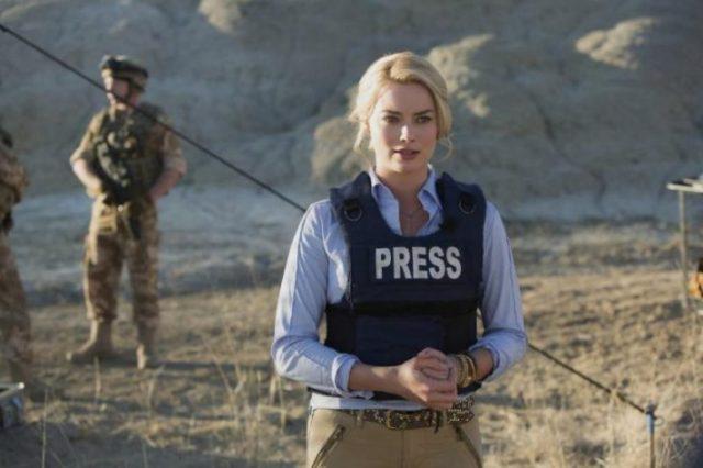 Reporteras de guerra