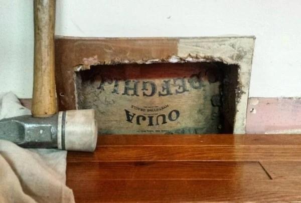 Cosas siniestras en casas viejas ouija