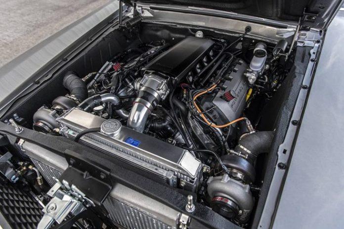 Ponen a la venta el auto de John Wick, el Mustang Mach 1 (no incluye lápiz o perro) 1
