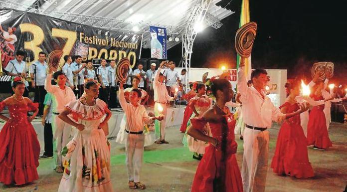 Imagen del festival del porro