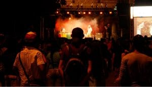 Imagen del pasado festival - tomado del sitio web www.tumbagafestival.org