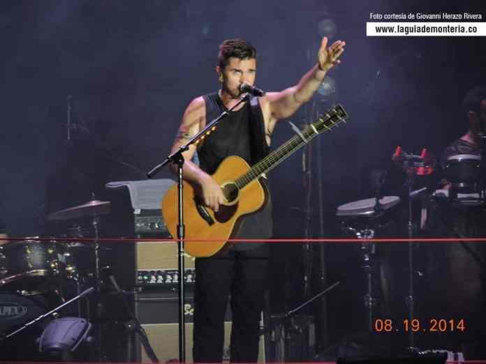 Juanes en Montería