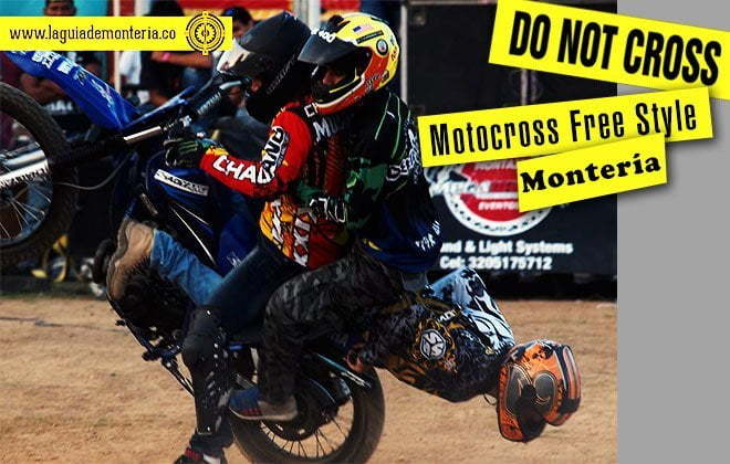 motocross free style monteria stunts el pollo restrepo, jake good year