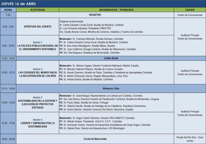 actividades-river-city-forum-monteria-activities