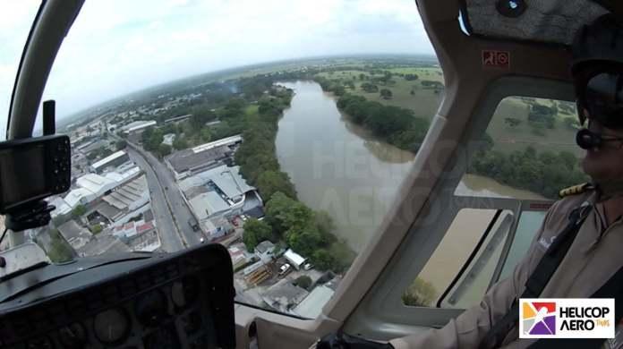 Monteria vuelos en helicoptero