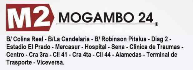 Ruta mogambo 24