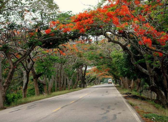 carretera a Monteria