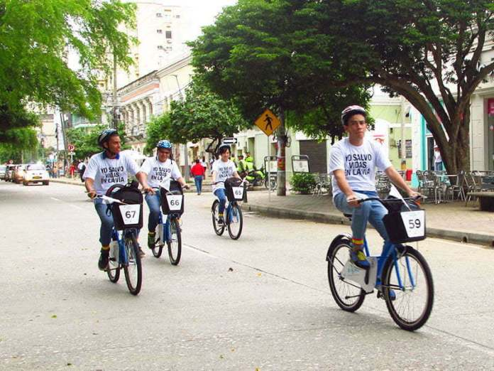 Monteria bicicletas