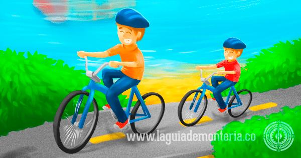 bicicleta en monteria