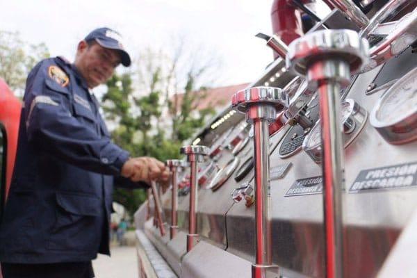 cuerpo de bomberos monteria
