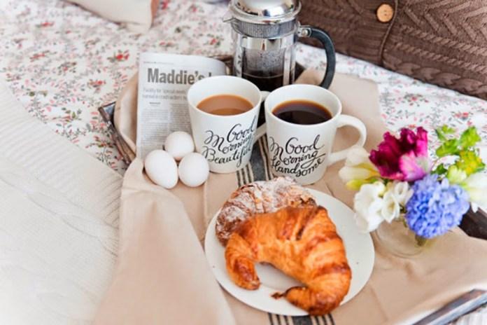 Regalos para mamá sin gastar mucho - desayuno