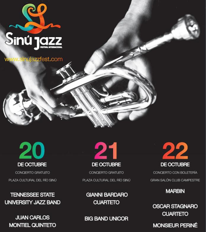 programacion-sinu-jazz-festival-monteria