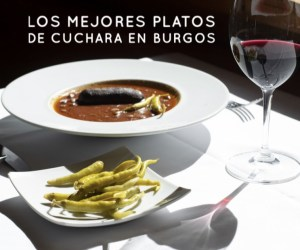 Spoon dishes in Burgos