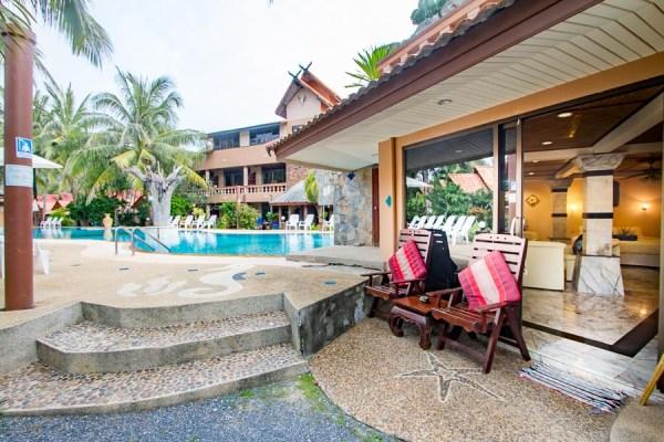 Beach Suite - Laguna Beach Club Resort - Koh Lanta