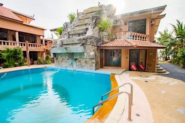 Swimmingpool - Laguna Beach Club Resort - Koh Lanta