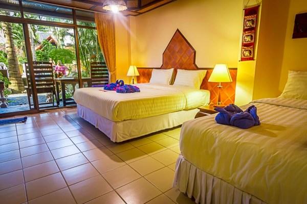 Photoalbum - Laguna Beach Club Resort - Koh Lanta