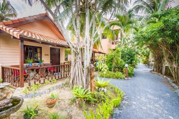 Garden Deluxe Bungalow - Laguna Beach Club Resort - Koh Lanta