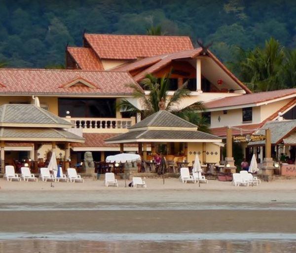Pool - Laguna Beach Club Resort - Koh Lanta