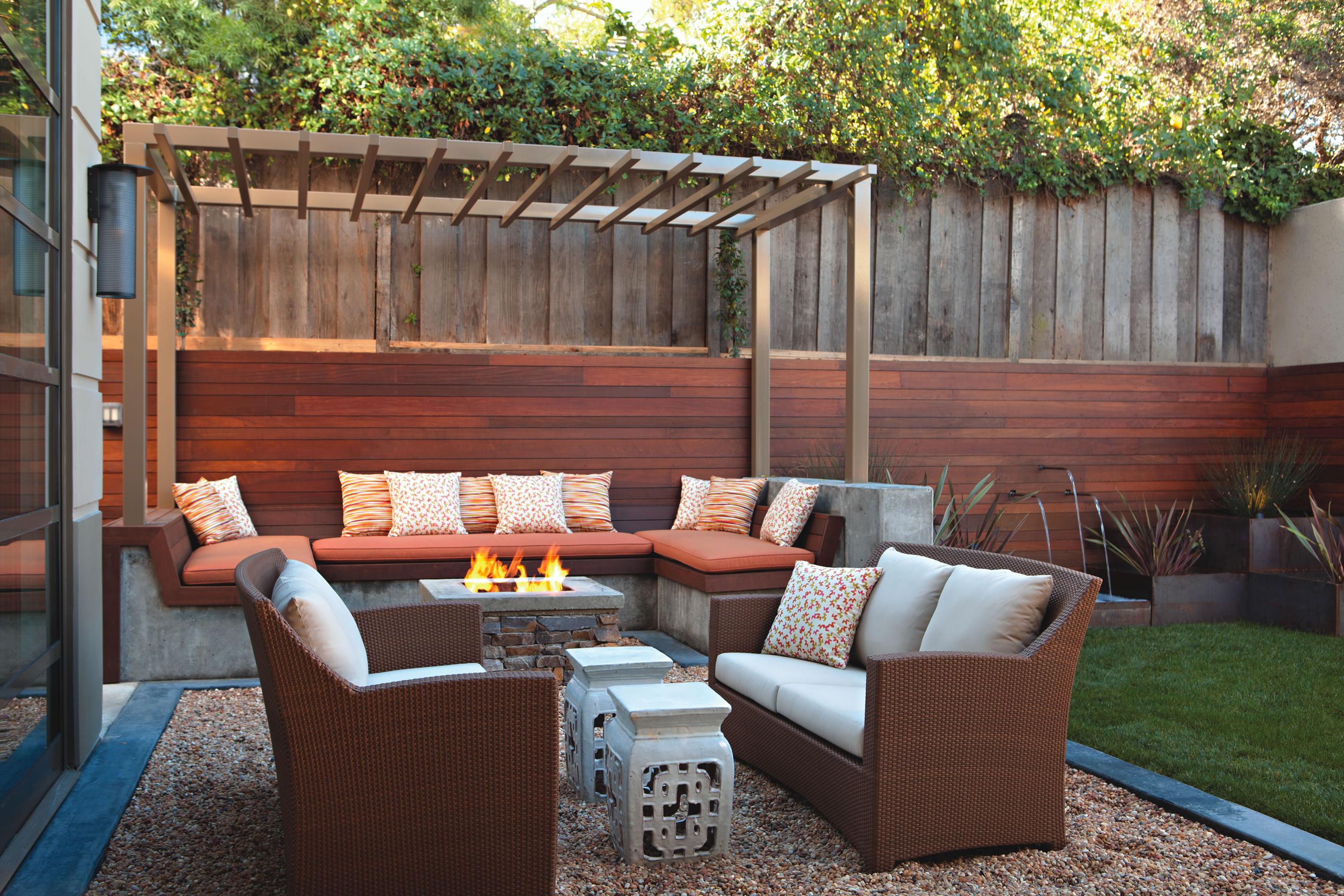 Outdoor Escapes - Laguna Beach Magazine | Firebrand Media LLC on Back Garden Seating Area Ideas id=82240
