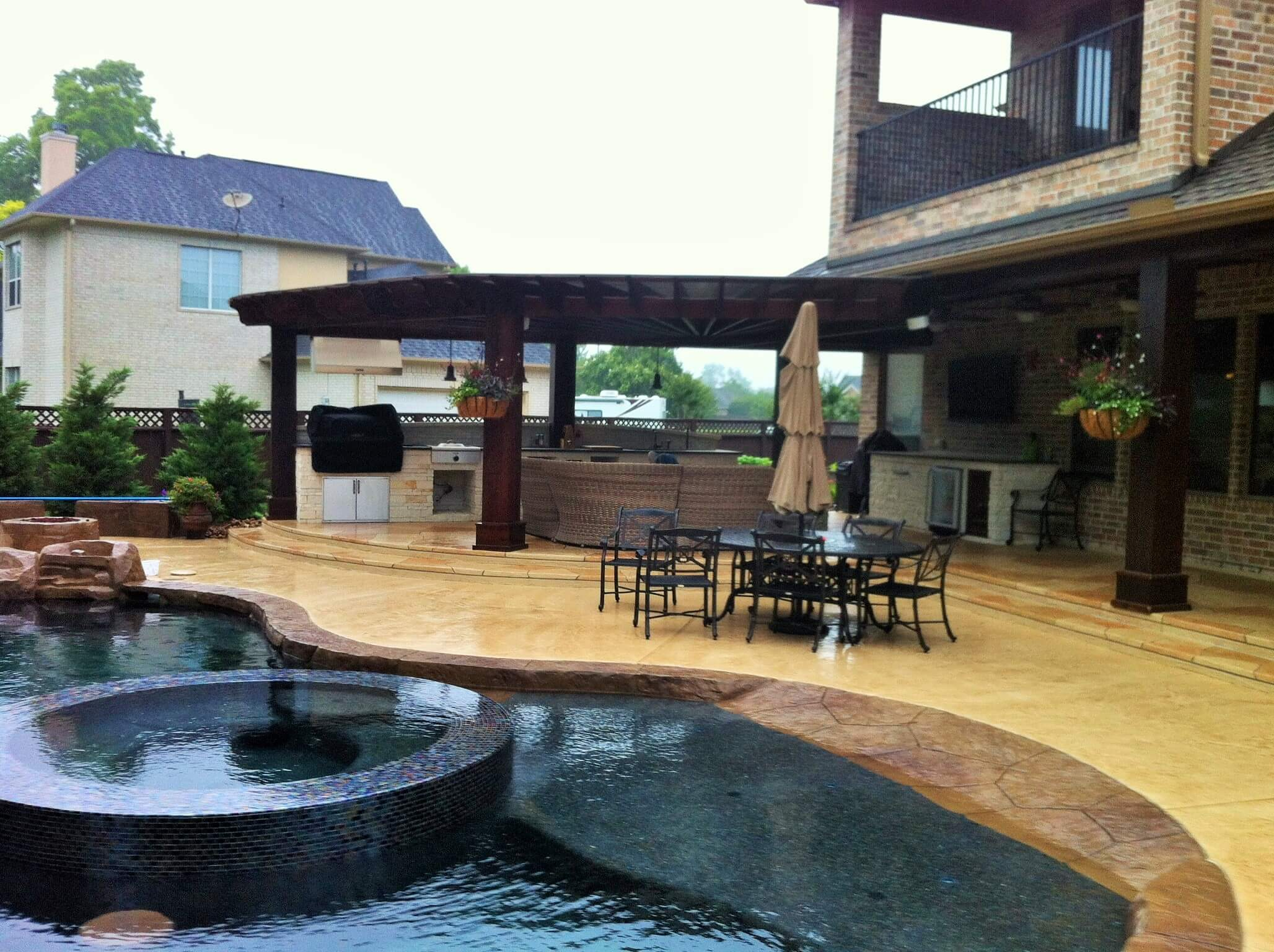 5 Pool Design & Outdoor Living Ideas to Modernize Your ... on Outdoor Living Designer id=85983