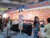 Stand de Cyber Candy