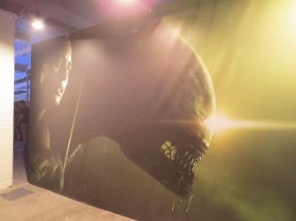 Entrada al stand de Alien Isolation