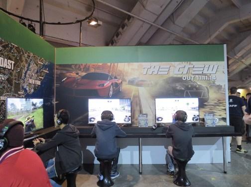 Simulador de carreras The Crew