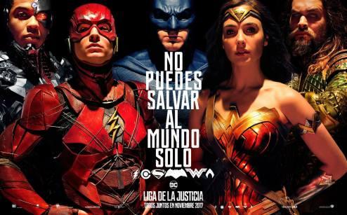 justice league poster sdcc2017