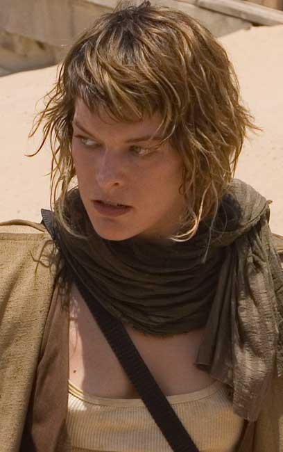 Milla Jovovich Foto Resident Evil 3 Extincin 7 De 36