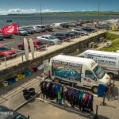 Lahinch surf experience location