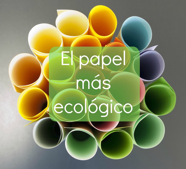 el papel más ecológico
