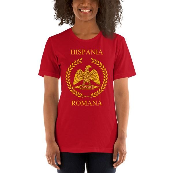 camiseta hispania romana chica
