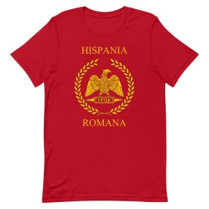 camiseta hispania romana