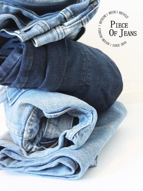 Ekologiset, Kierrätetyt vaatteet