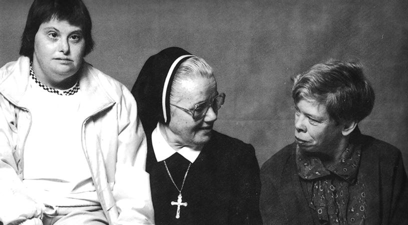 Honoring Sister Concetta Scipione