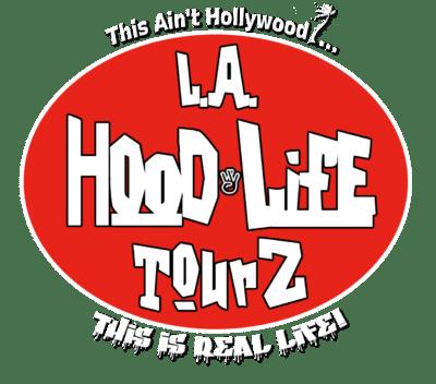 la hood life tours logo