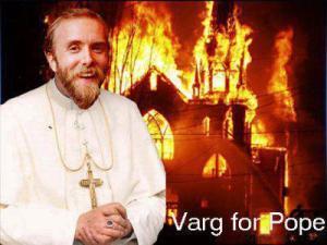 varg for pope