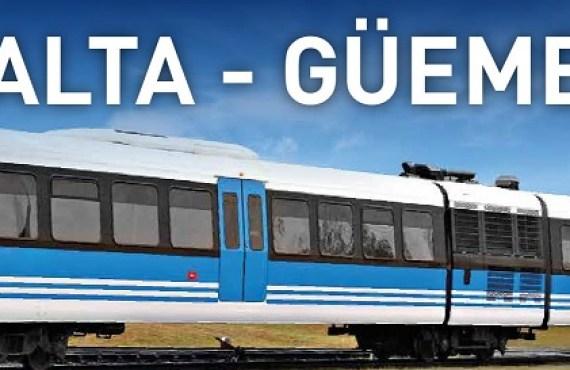 El tren salta – guemes creció en un 69 % en cantidad de pasajeros durante 2018