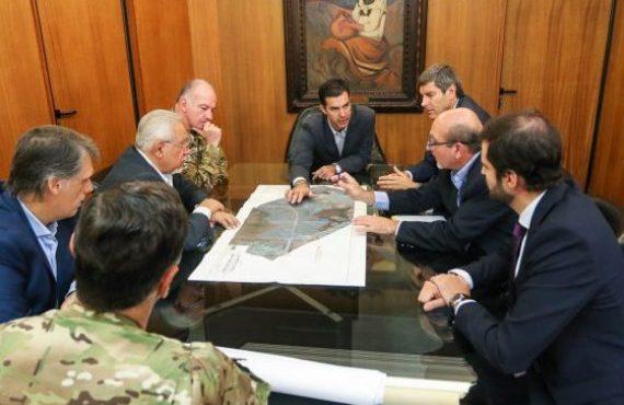 Gobierno y legisladores nacionales trabajan juntos en la autopista entre el norte de la ciudad y la circunvalación oeste