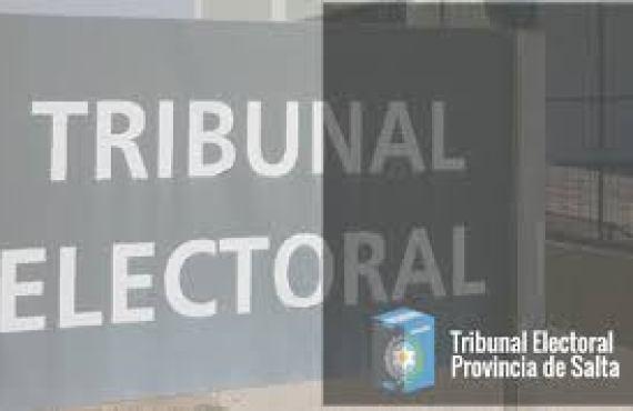 Cronograma Electoral para las elecciones provinciales en Salta