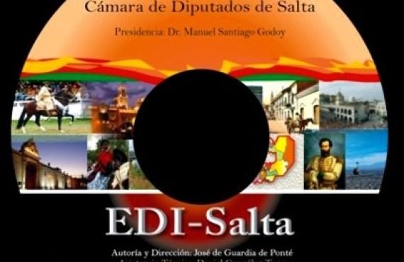 Presentarán la edición 2019 de la Enciclopedia Digital Interactiva de Salta
