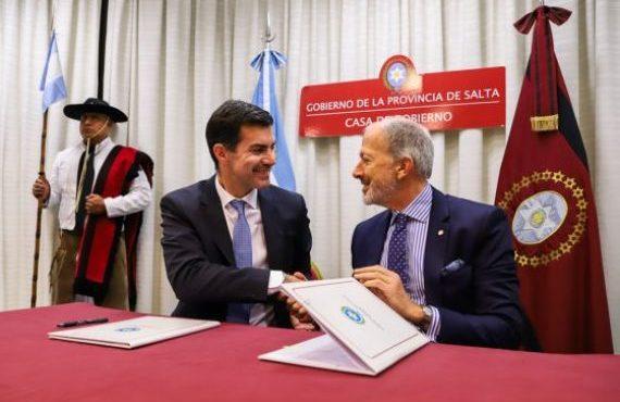 El Gobierno de Salta y la DAIA profundizan acciones contra la discriminación y a favor de la diversidad cultural
