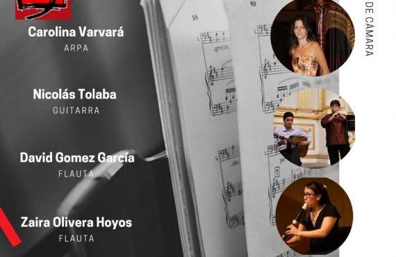 Con entrada libre y gratuita, de la Música Antigua a la Contemporanea
