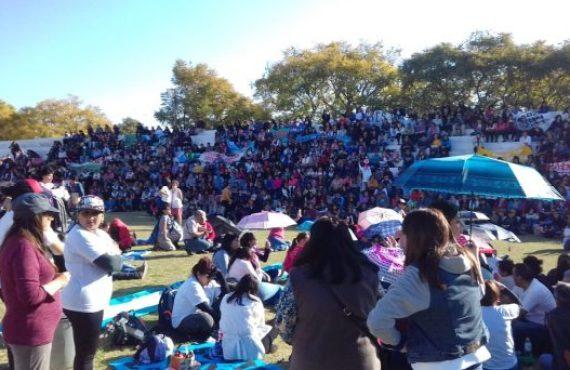 Los docentes rechazaron la propuesta del gobierno y continúa el paro (video)