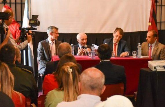 Consenso federal para la creación del Instituto Nacional Güemesiano