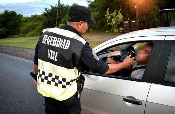 Este fin de semana se detectaron 41 conductores alcoholizados