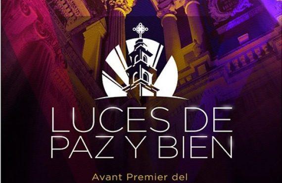 """El Convento San Francisco inaugura el espectáculo histórico audiovisual """"Luces de Paz y Bien"""""""